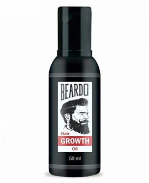 Beardo Beard Growth Hair Oil  (50 ml)