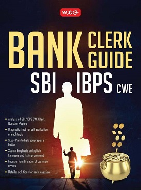 Best Bank Clerk Guide – SBI & IBPS CWE Paperback