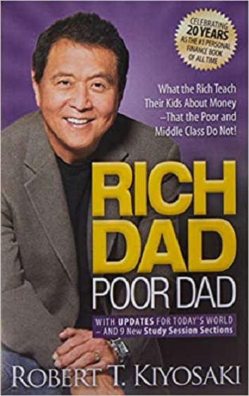 Rich Dad Poor Dad  (English, Paperback, Robert T. Kiyosaki)